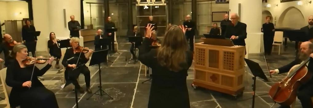 slotakkoord BWV 148